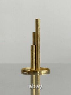 1970 Dorval Vase Sculpture Art-deco Moderniste Shabby-chic Constructiviste