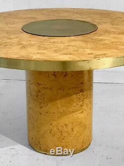 1970 Mario Sabot Grande Table Art-deco Post-moderniste Shabby-chic