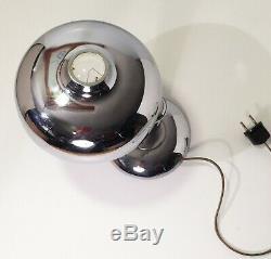 Ancienne lampe Art Deco Bauhaus BAV table lamp alte tischlampe era Adnet 1930