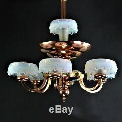 Art Déco Lampe à Suspension Plafonnier Chalet Lampe Ezan Plafond Lampe