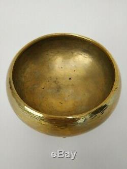 Boite-Bonbonnière en laiton doré, travail Autrichien Art Déco, vers 1920-1930