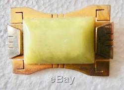 Broche Art Déco années 30 Fabon Fse 725' Paris, JAKOB BENGEL, N°2 jewelry