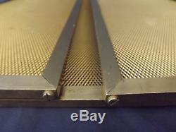 Ecran cheminée. Art déco moderniste. 3 volets. Laiton doré. H 48 cm. L 100 cm