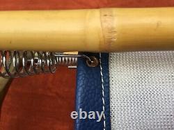 Lampe Lampadaire Luminaire Ancien Design Art-déco Bagues Adnet Garouste Hermès