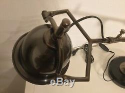 Lampe d'écrivain Art Déco Authentic Models