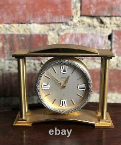 Pendule / horloge de bureau LANCEL vintage1960
